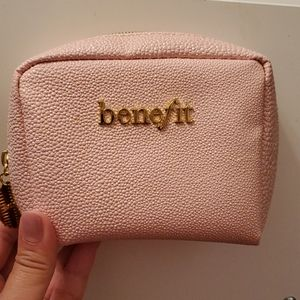 FREE WITH ANY PURCHASE - Benefit accessory pouch